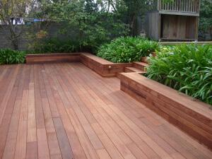 timber decks Melbourne