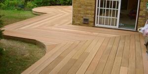 timber decking melbourne